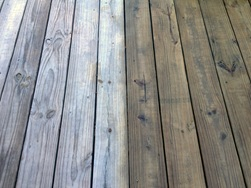 Sealodeck Before and After